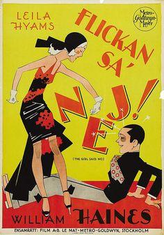 John Hed Jr 'The Girl Said No' 1930