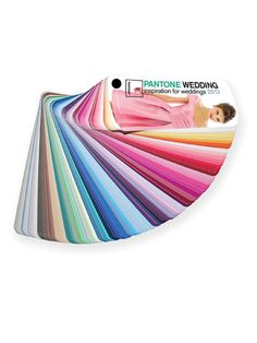 PANTONE WEDDING™ Fan Guide