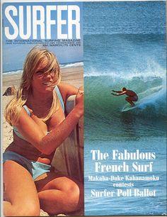 Moonchild Vintage: Little Surfer Girls
