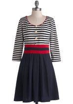 Literary Bruncheon Dress | Mod Retro Vintage Dresses | ModCloth.com