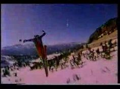 Juicy Fruit Ski Commercial from the 80's