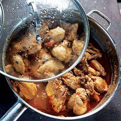 Ariran Guisou (Chicken Stew) Recipe - Saveur.com