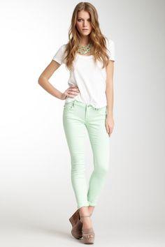 Mint Skinny Jean 34.00