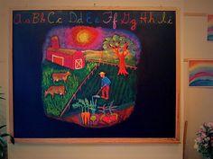 Farmer In The Dell b
