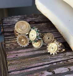 #Baylor University class rings from San Jose Jewelers, Waco TX.