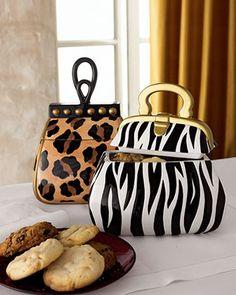 Handbag Cookie Jars.