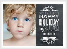 DIY Personalized Holiday Cards from Zazzle #Zazzle