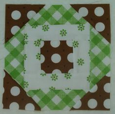 easy corners on a quilt block tutorial