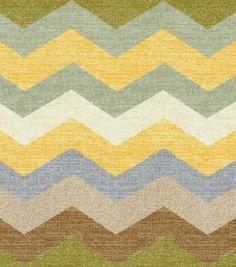 Home Decor Print Fabric- Waverly Panama Wave Pebble: home decor print fabric: home decor fabric: fabric: Shop   Joann.com