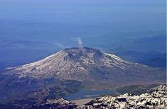 Mount St. Helen in Washington