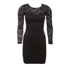 This lace black dress is amazing. Only $40 too!