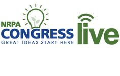 Attend the 2014 NRPA Congress and earn CEUs from the comfort of your home or office! #NRPACongress