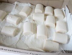 Make Your Own Coconut Milk Soap Bars