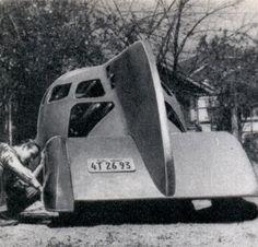 Trailmobile Rear