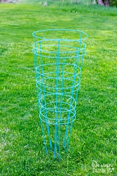 tomato cage outdoor game