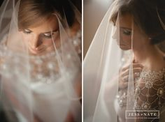 Rebecca & Ben Wedding at Lovett Hall by Jess & Nate Studios.  As featured in @detroitbride