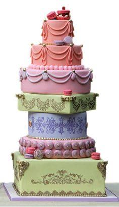 Nadia & Co. Art & Pastry | Cake Design | Sweet Paris | Contemporary Cakes