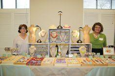 bead show display