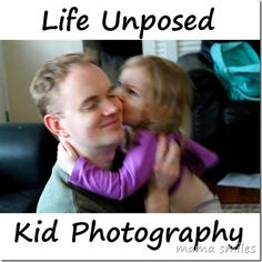 Tips for photographing kids - with any camera!