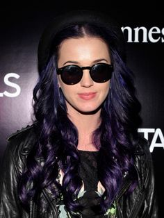 Katy Perry's new hair!