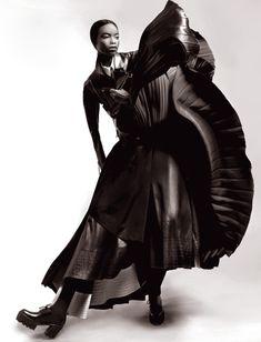 Maria Borges by Rui Aguiar for Vogue Portugal April 2014 6