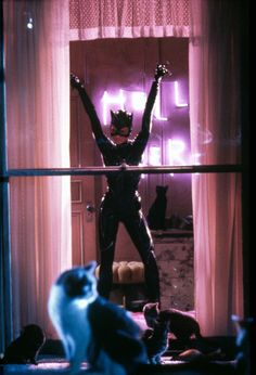 feline villain inspiration