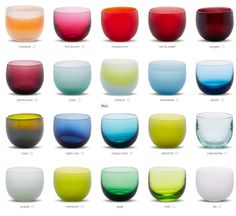 glassybaby is now making handblown tumblers which are so gorgeous for hostess gifts.