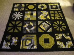 - Angel's Quilt-Block of the Month