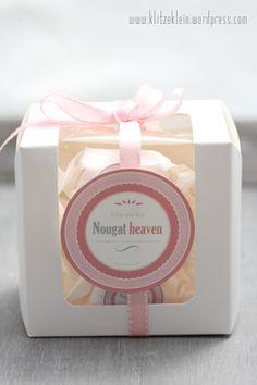 Nougat Heaven von Klitzeklein
