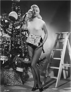 Diana Dors. I can't get enough of Diana. <3