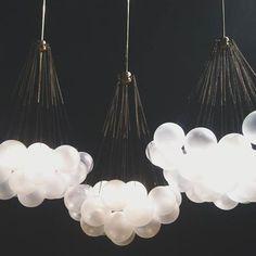 Apparatus balloon chandeliers