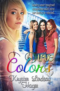My book, TRUE COLORS, featured in Jo's News - June 2014