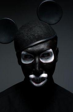 goth fashion circus