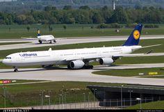 Airbus A340-642X D-AIHX 981 München Franz Josef Strauß - EDDM
