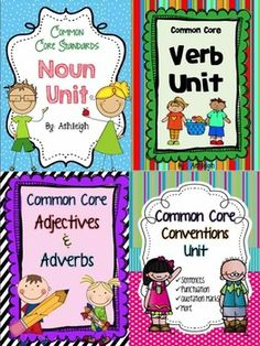 Language arts units for the entire year! $
