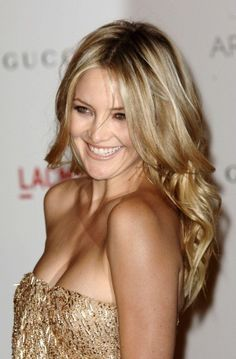 Kate Hudson has the perfect  accessory to all outfits - a gorgeous smile