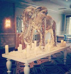 Leave a little sparkle wherever you go... #WeddingWednesday