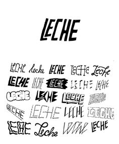 Leche Magazine on Behance