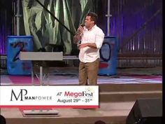 Wess Morgan - ManPower 2013 at MegaFest - Join us in beautiful Dallas, TX for MegaFest 2013. August 29-31  For more info visit www.mega-fest.com