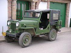 Willys CJ-3B
