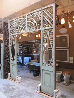 victorian fretwork  www.ohmegasalvage.com