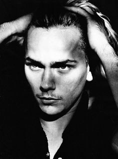 """River Phoenix August 23, 1970 – October 31, 1993  """"It's a great feeling to think that I can be a friend to so many people through my movies."""""""