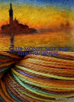 Handpainted Yarn Club by claudinemarcelle