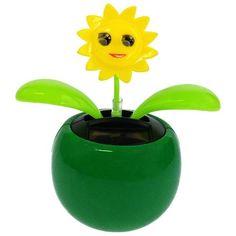 BESTSELLER! Solar Dancing Flower - Smiling Sun $1.99