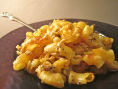 Haitian Macaroni and Cheese.  I'm sold.