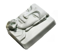Buddha Soap With Lotus  zen out your bathroom!