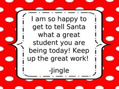 Notes from the Elf on the Shelf. An editable powerpoint to make notes to your students from your classroom elf. $0!