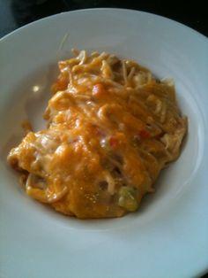 Cargile Family Favorite Recipes: Creamy Chicken Spaghetti