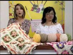 Mulher com 15 01 2013 Cristina Luriko   Tapete flôr tons mesclados de marrom 2 2   YouTube