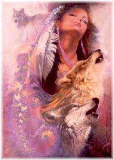 For love of wolves